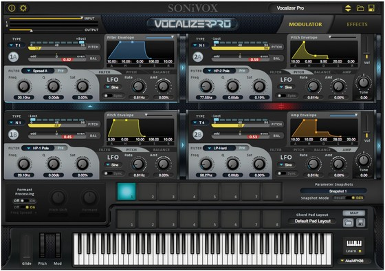 Sonivox Vocalizer Pro