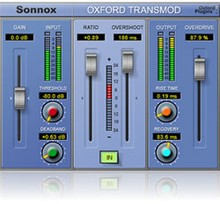Sonnox Oxford TransMod