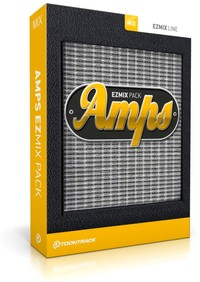 Toontrack Amps EZmix Pack