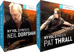 Toontrack Neil Dorfsman & Pat Thrall NY Vol 3 Presets