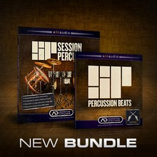 XLN Audio Session Percussion