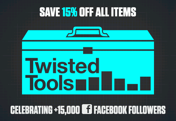 Twisted Tools Facebook Sale