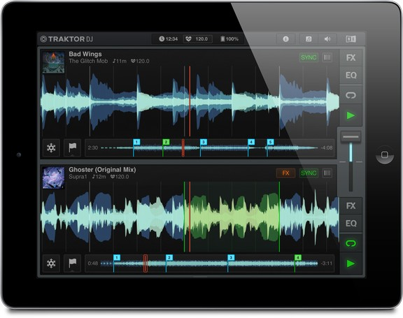 Native Instruments TRAKTOR DJ