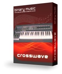 Binary Music Crosswave
