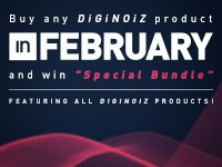 Diginoiz February Special Bundle giveaway