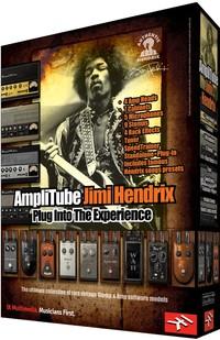 IK Multimedia AmpliTube Jimi Hendrix