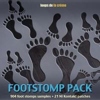 Loops de la Crème Footstomp Pack