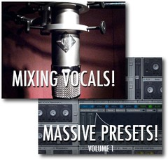 Mixnotes Mixing Vocals & Massive Presets