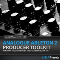 Minimal System Instruments Analogue Ableton Producer Toolkit 2