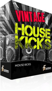 P5Audio Vintage House Kicks