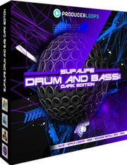 Producer Loops Supalife Drum & Bass Dark Edition