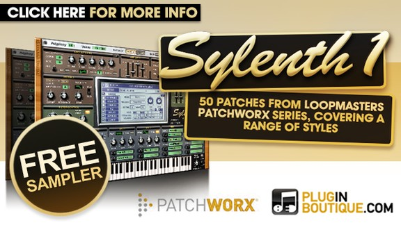 Free Sylenth1 pack at Plugin Boutique