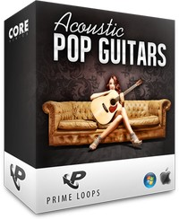 Prime Loops Acoustic Pop Guitars
