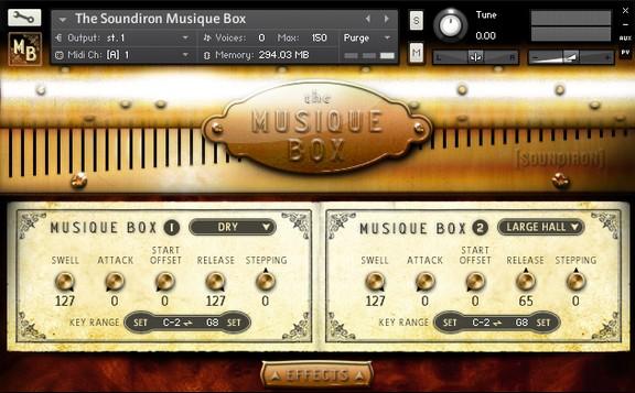 Soundiron Musique Box