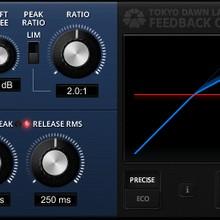 Tokyo Dawn Labs Feedback Compressor II