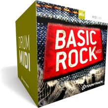 Toontrack Basic Rock MIDI