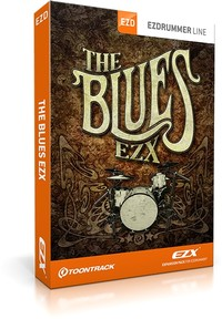 Toontrack The Blues EZX