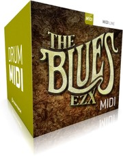 Toontrack The Blues EZX MIDI