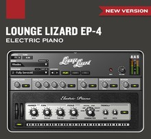 AAS Lounge Lizard EP-4