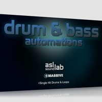 ASL SoundLab Drum & Bass Automations