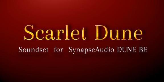 AZur Studio Scarlet Dune