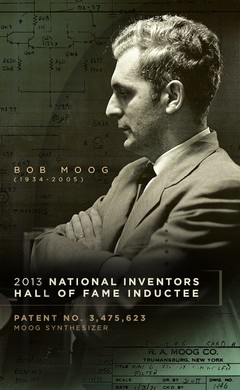 Bob Moog National Inventors Hall of Fame