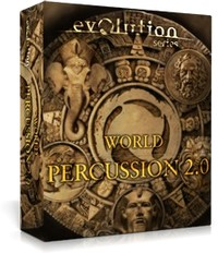 Evolution Series World Percussion 2.0
