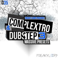 Freaky Loops Complextro & Dubstep 3