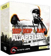 Hip Hop & Rap Acapellas Old School