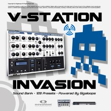 Gigaloops V-Station Invasion
