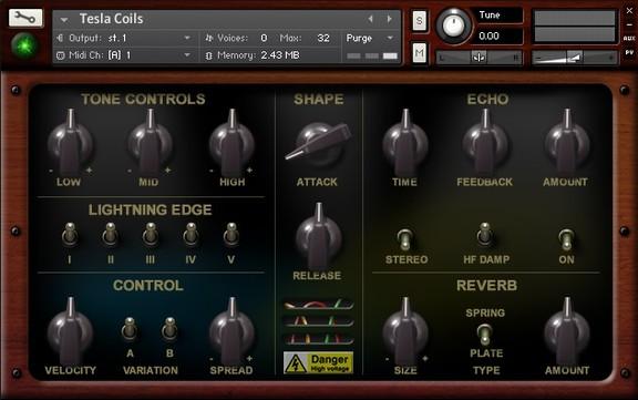 Hollow Sun Tesla Coils