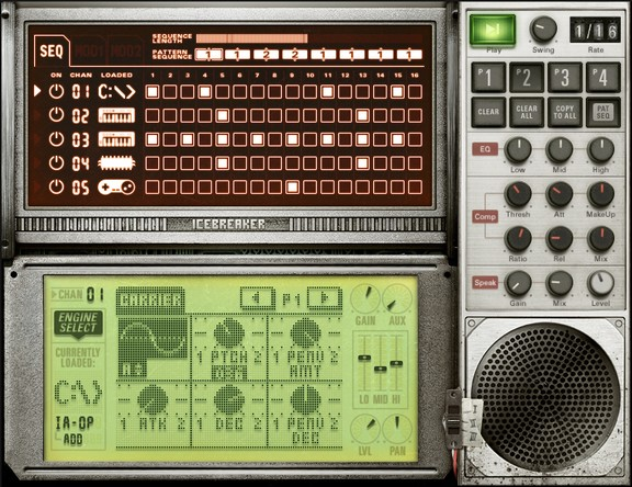 Icebreaker Audio Bitrate