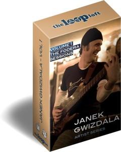 Janek Gwizdala Fodera Sessions