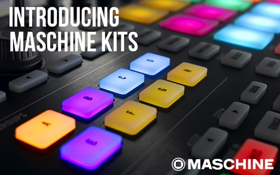 The Loop Loft Maschine Kits