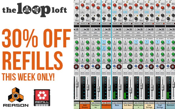 The Loop Loft ReFill Sale