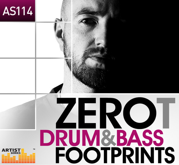 Loopmasters Zero T Drum & Bass Footprints
