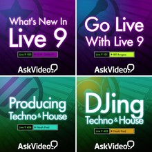 macProVideo Live 9 training videos