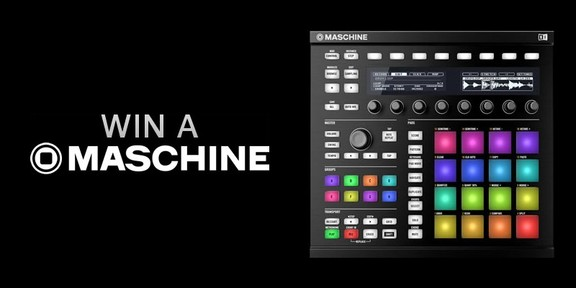 MassiveSynth / Synthmob Maschine contest