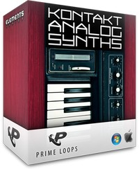 Prime Loops Kontakt Analog Synths