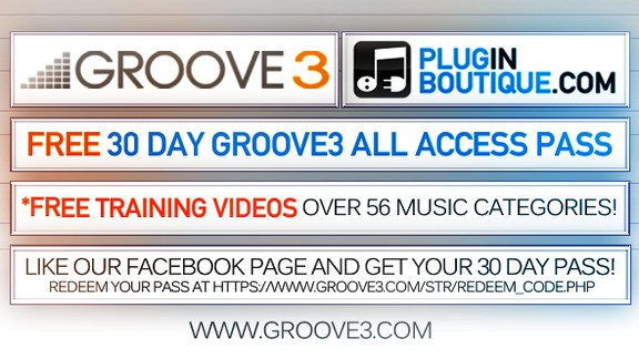 Plugin Boutique Groove 3 All-Access