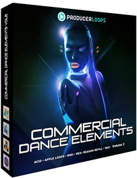Commercial Dance Elements Vol 2