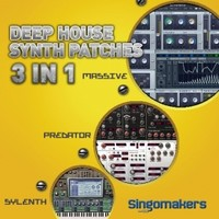 Singomakers Deep House Synth Patches 3 in 1