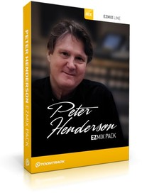 Toontrack Peter Henderson EZmix Pack