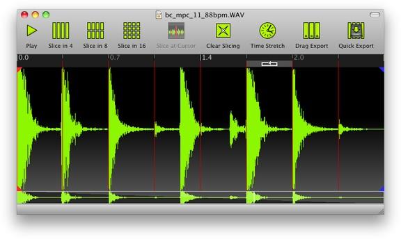 Oscillicious BeatCleaver 1.3