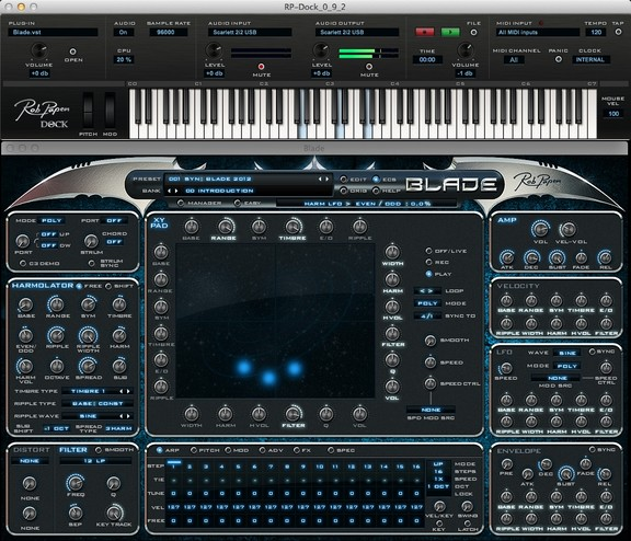 Rob Papen RP-Dock