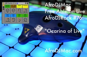 AfroDJMac Ocarina of Live