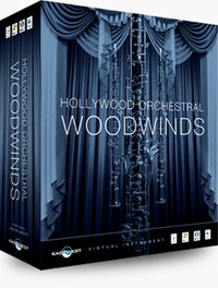 EastWest Hollywood Orchestral Woodwinds