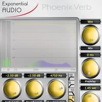 Exponential Audio PhoenixVerb