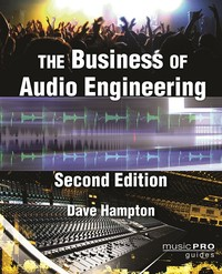 Hal Leonard The Business of Audio Engineering