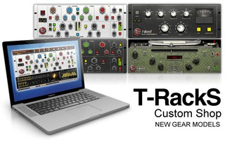 IK Multimedia T-RackS Custom Shop